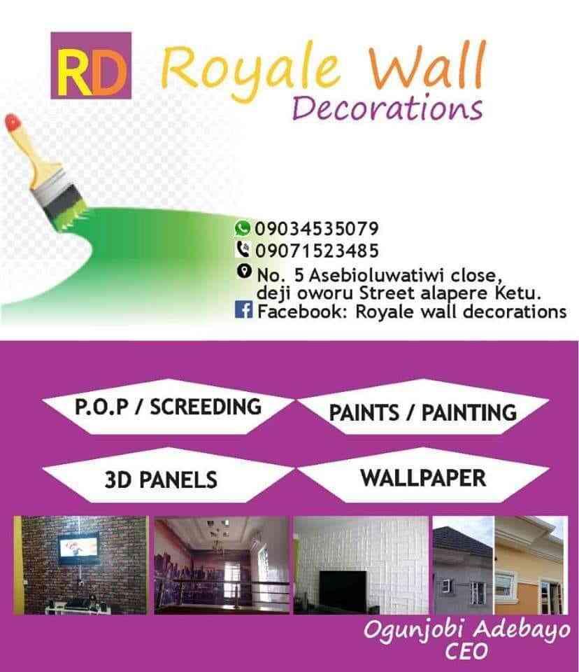 Royale Decorations