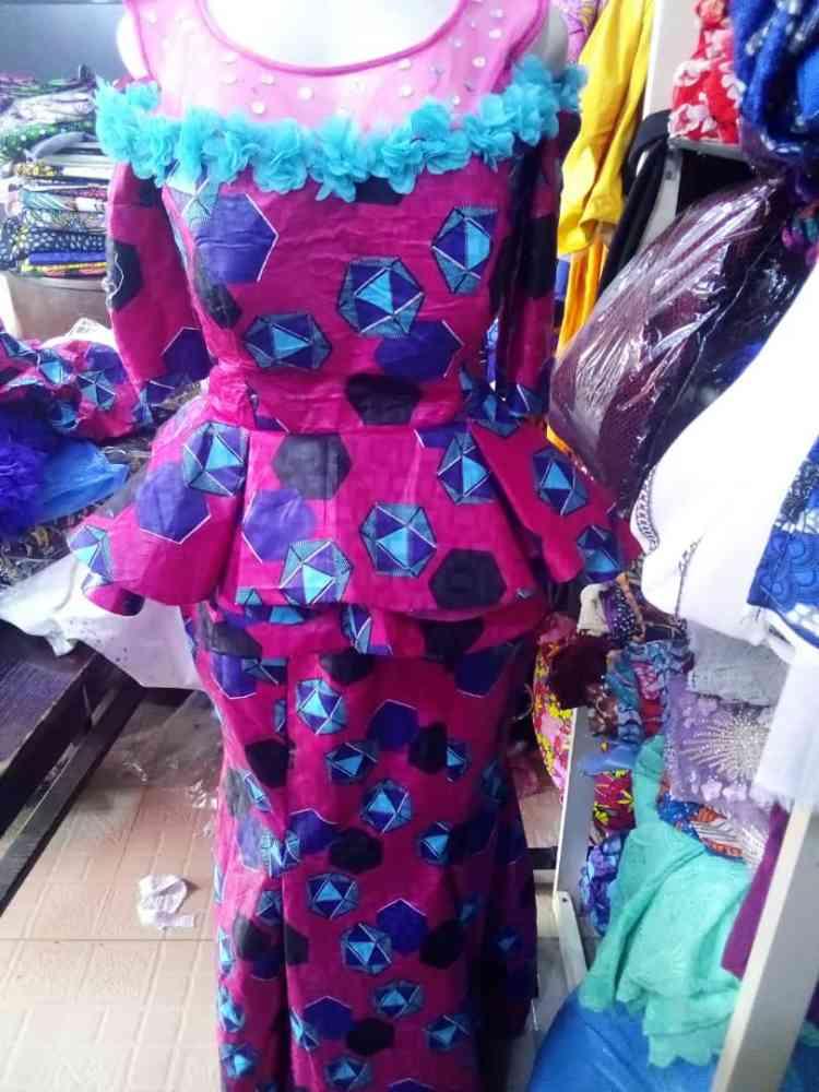 Patience Fashion Designing
