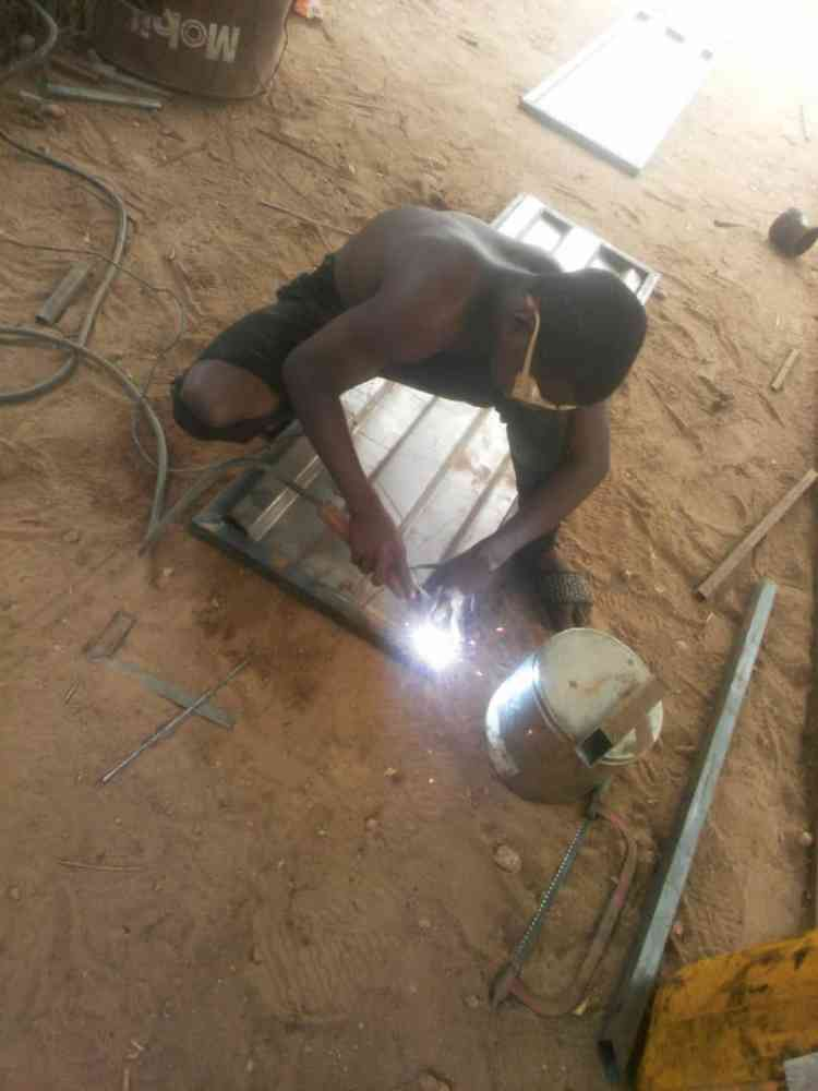 Shegzy welding and iron construction company