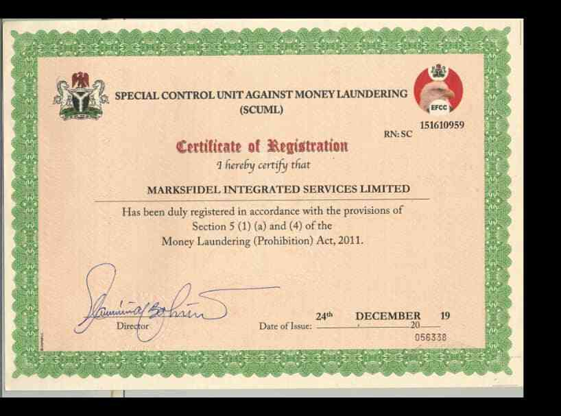 MarksFidel Integrated Services Limited picture