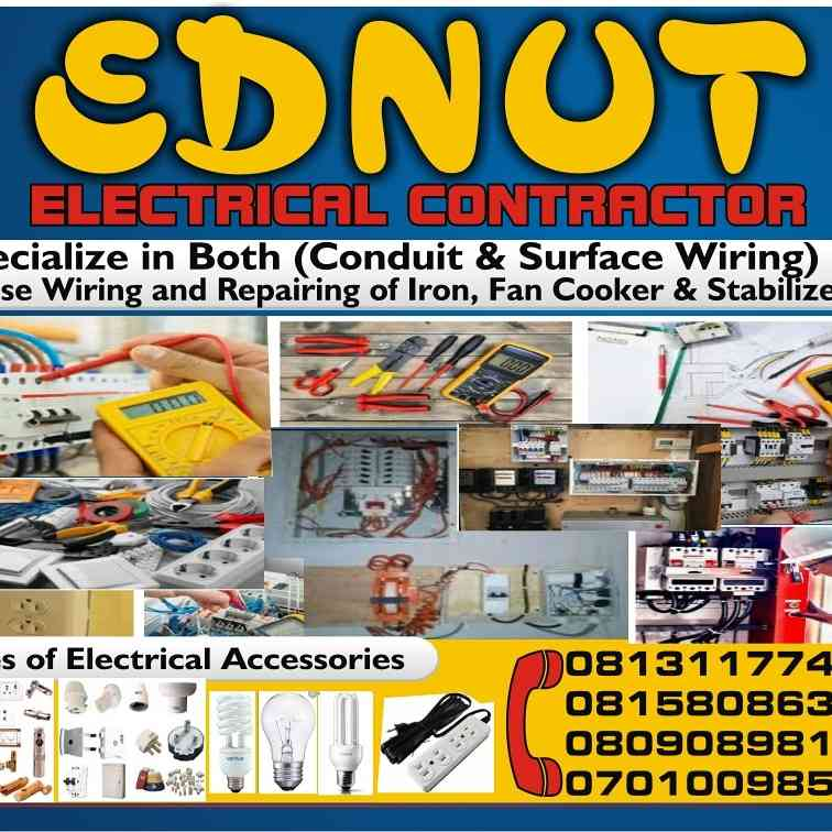 Ednut Electrical Contractor picture