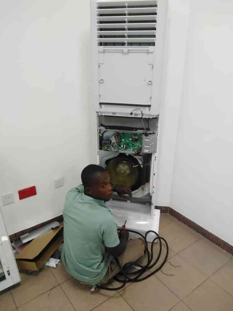 JAFARU AIR CONDITIONER REPAIR