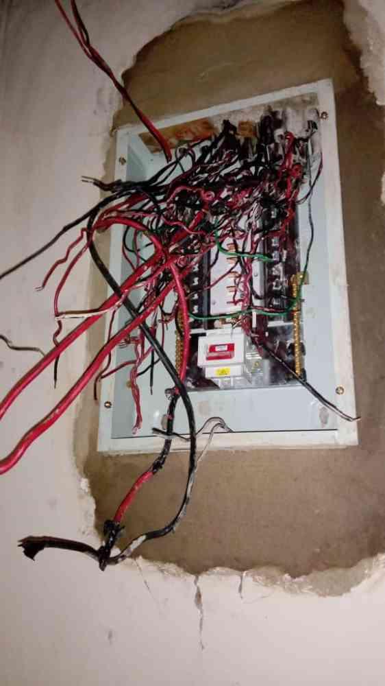 Adams electrician