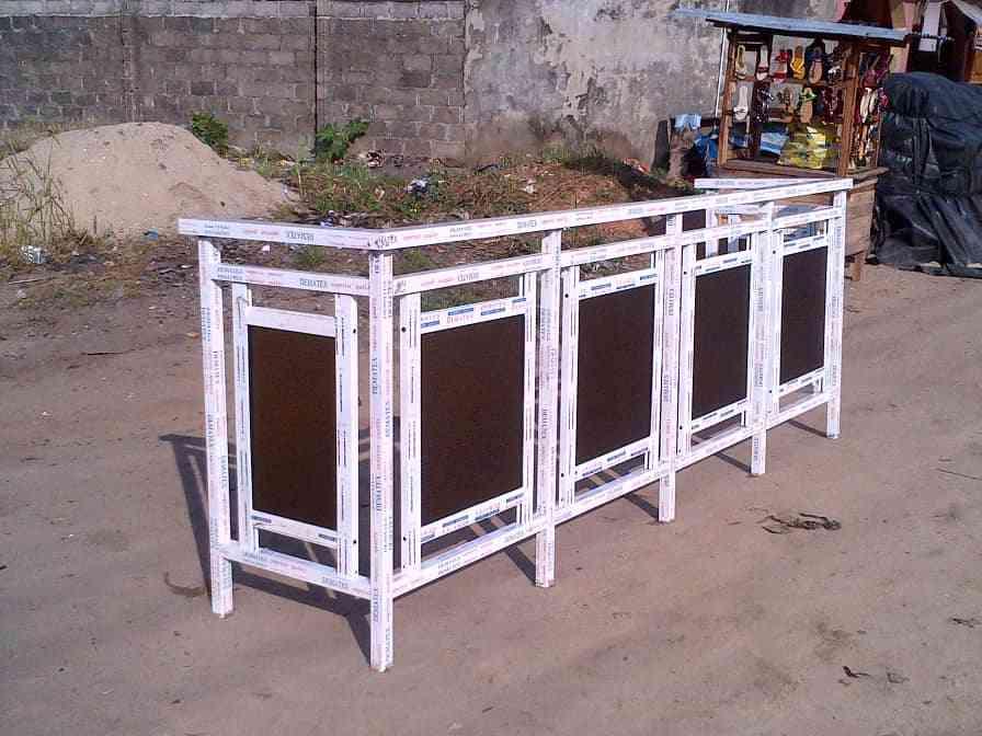 Adebayo Aluminium construction company