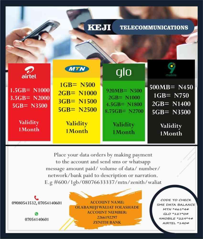 KEJI TELECOMMUNICATIONS