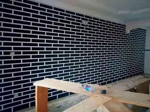 Domino international painting