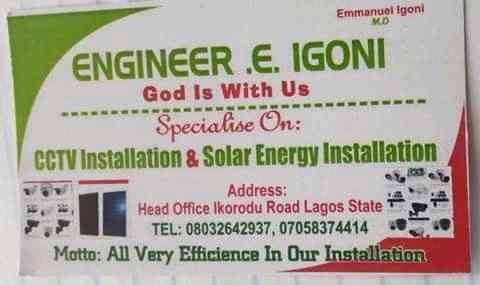 Engineer E. Igoni. img