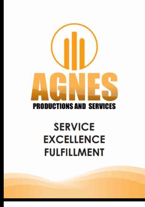 AGNES PRODUCTIONS & SERVICES LTD