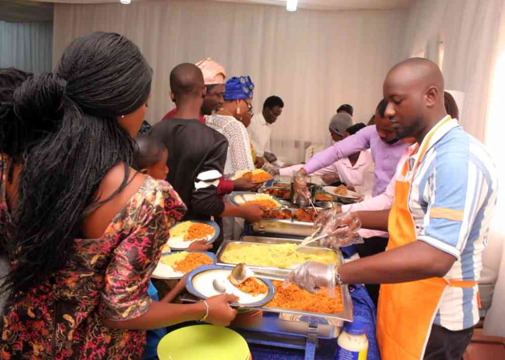Rehoboth catering services