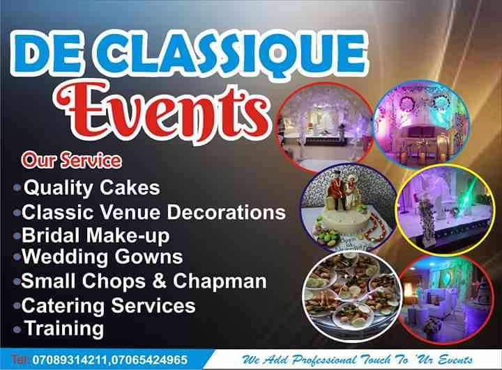 Classique events