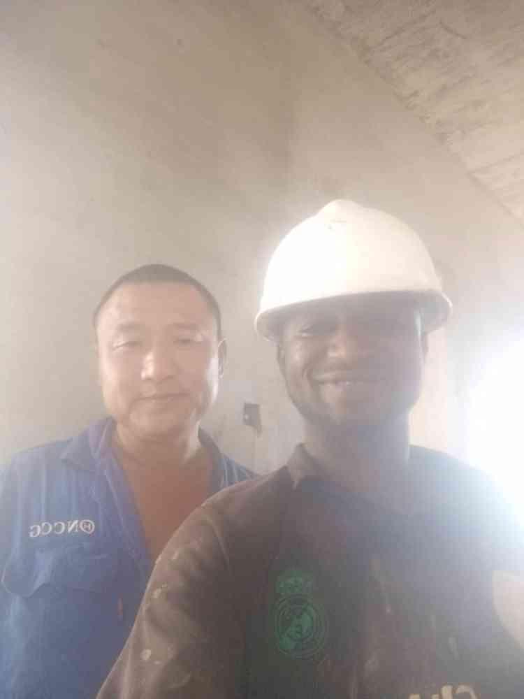 Ibajax building $co