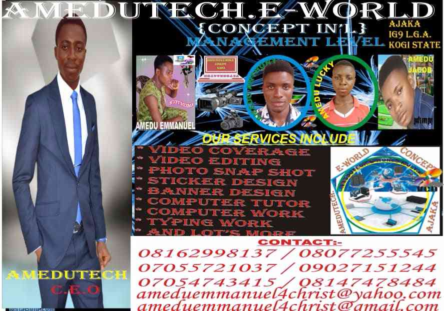 AMEDUTECH.E- WORLD