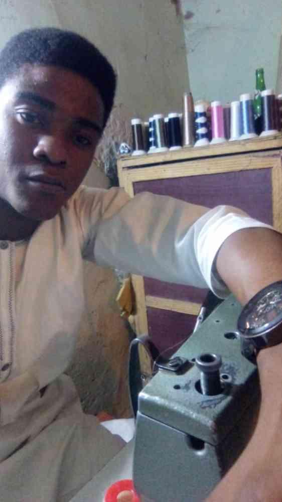 Tailor Ibrahim