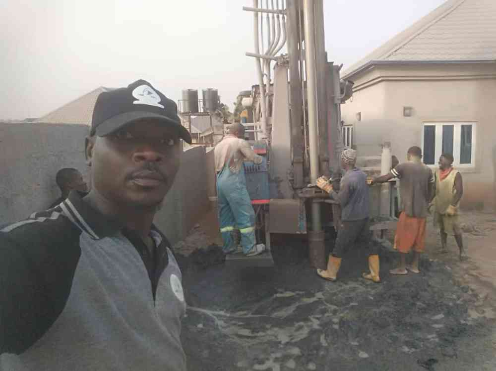 Danladi drilling