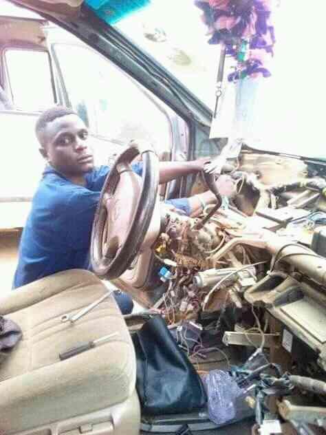 Olu autos repair shop