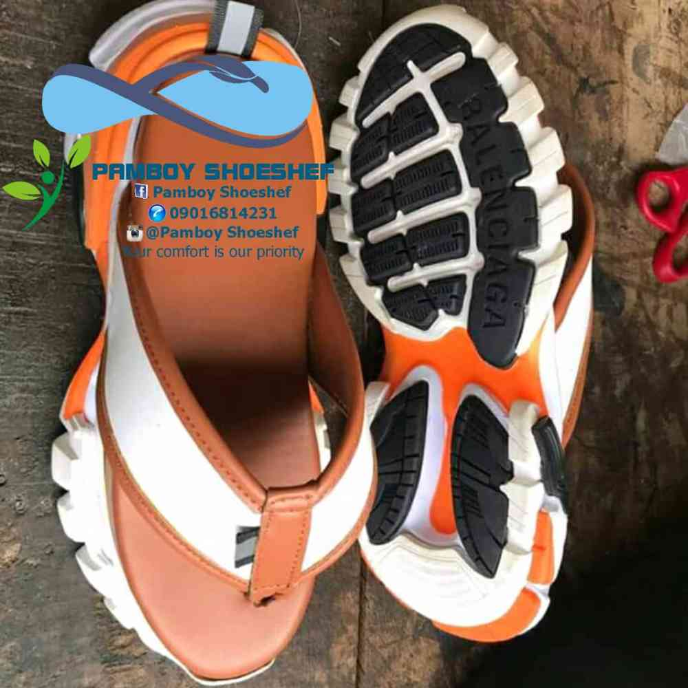 Pamboy shoeshef