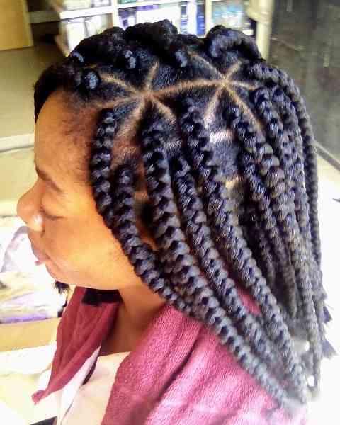 Ray hair port salon