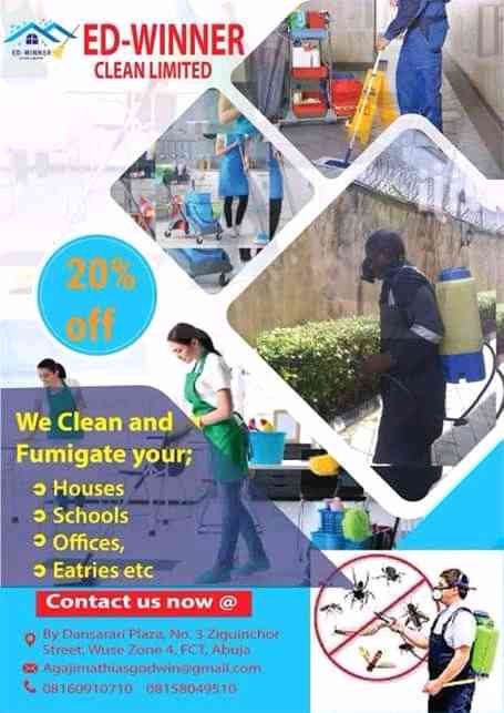 Ed Winner Clean Limited