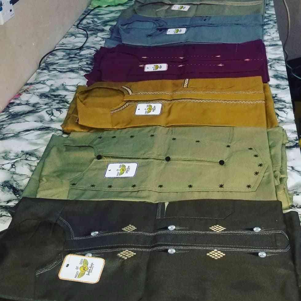 Pod clothings