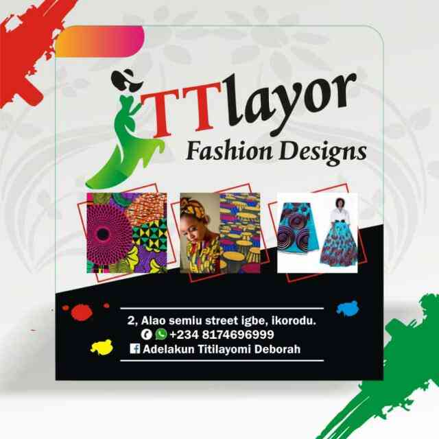 ttlayormi  fashion institute