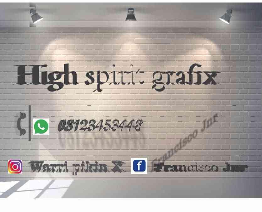 High spirit grafix