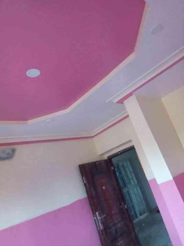 Exclion paint production