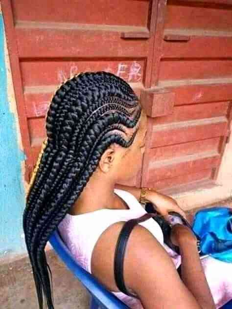 Oladayo hair fixing