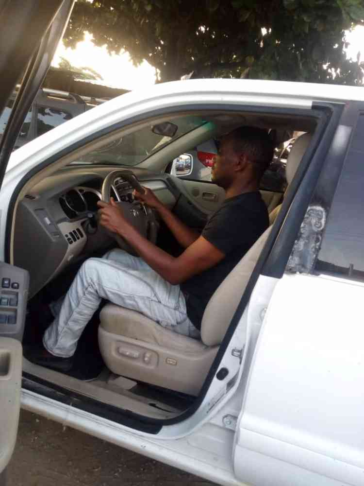 Driver abass