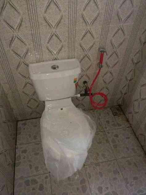 Gbenson plumbing work