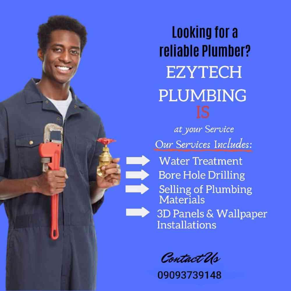 Ezytech plumbing and borehole ventures