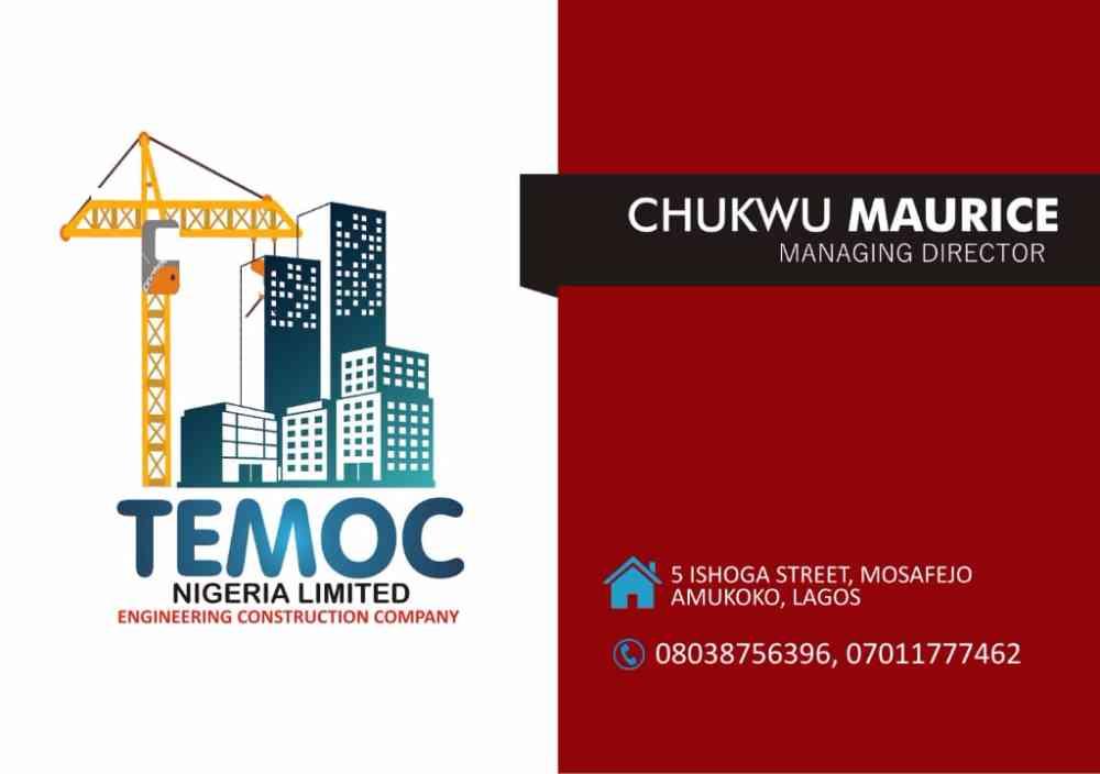 TEMOC NIGERIA LIMITED