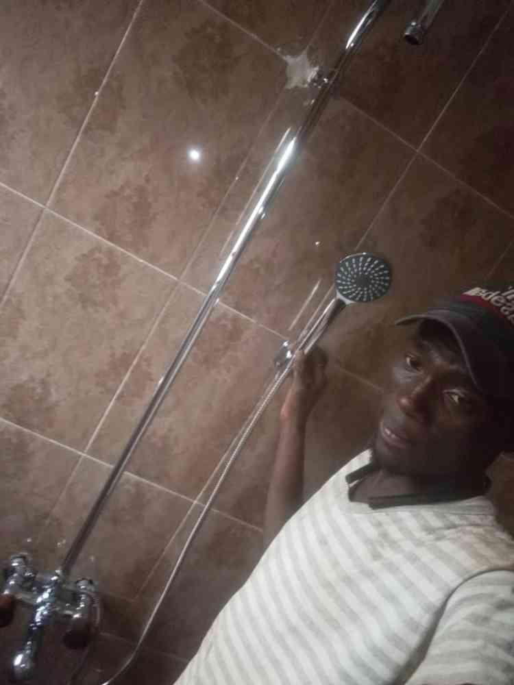 Olawumi plumbing work
