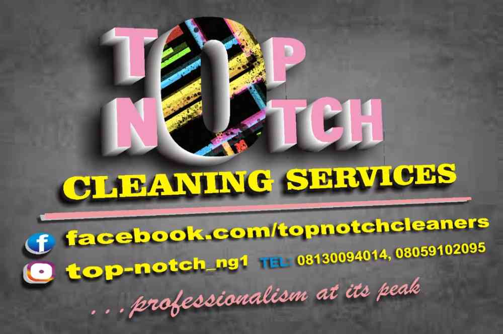 Top-notch cleaning services