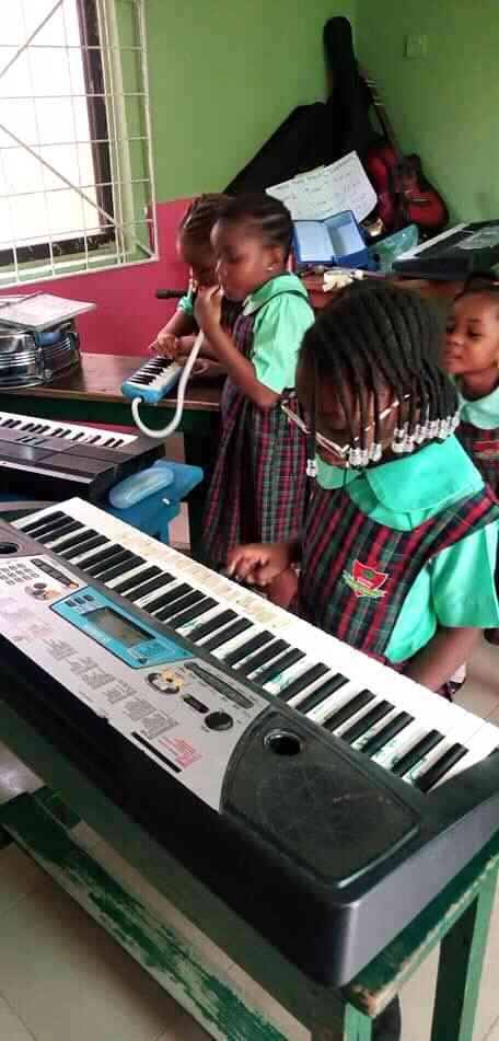 Geezign music tutor