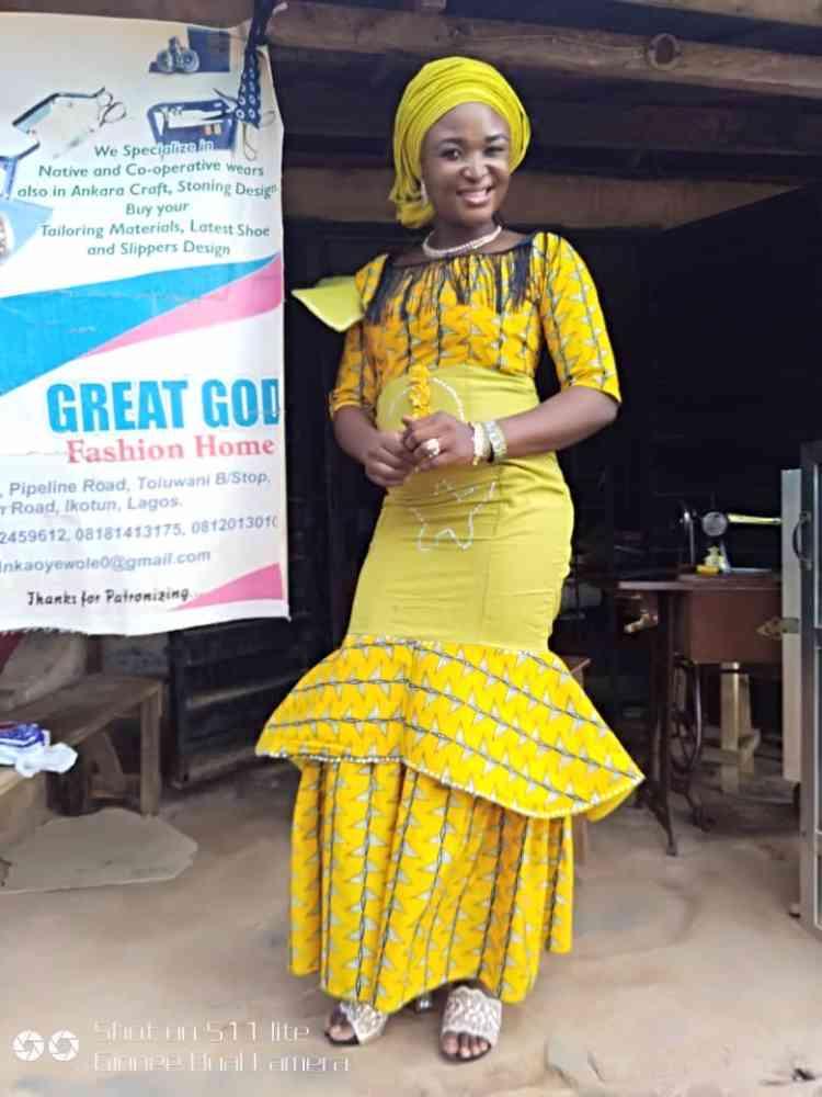 Great God fashion home