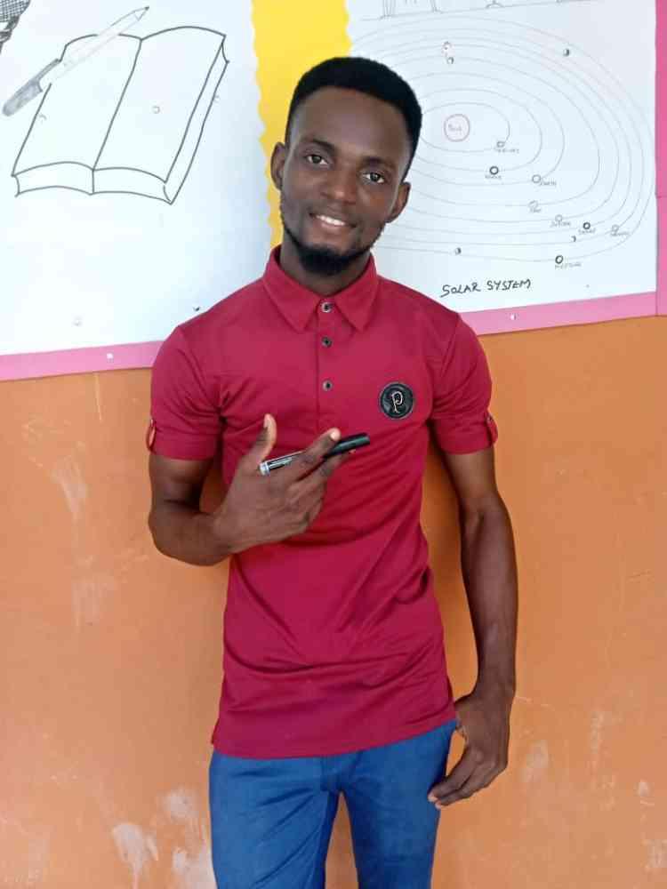 Teacher Ezekiel