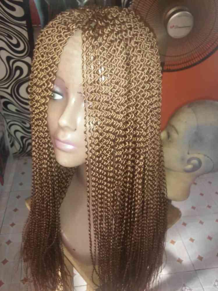 Subby hair stylist