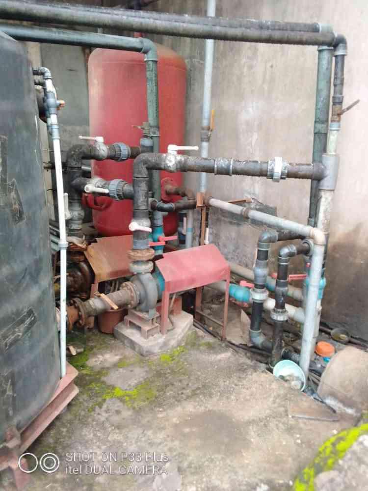 Ayonitemi plumbing work