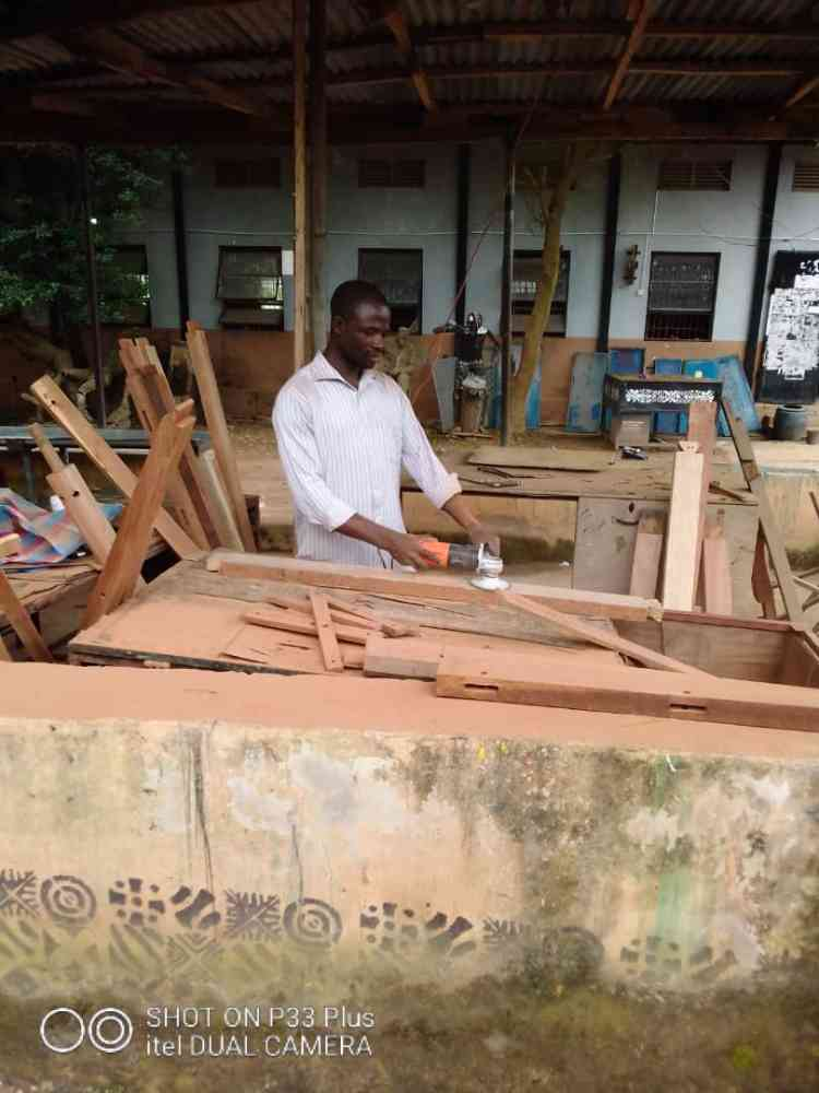His mercy carpentry and joinery work
