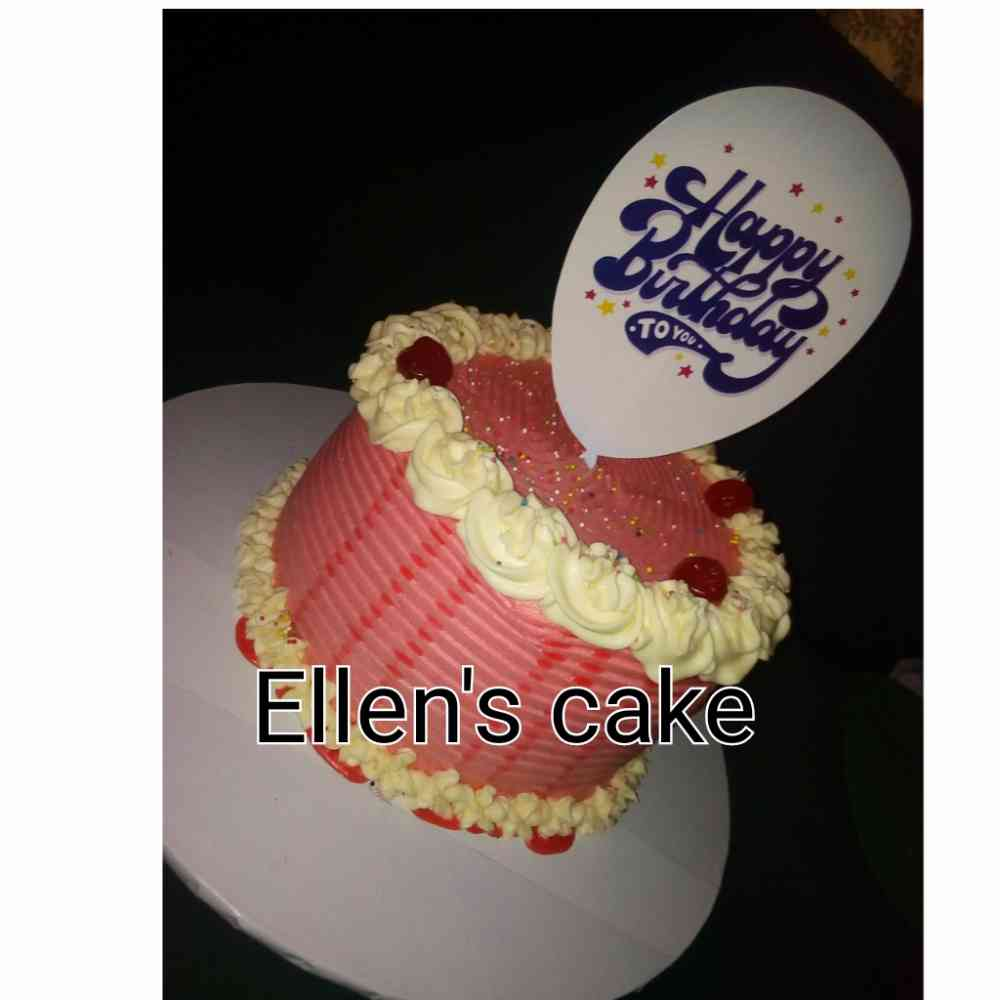 Ellen's cake
