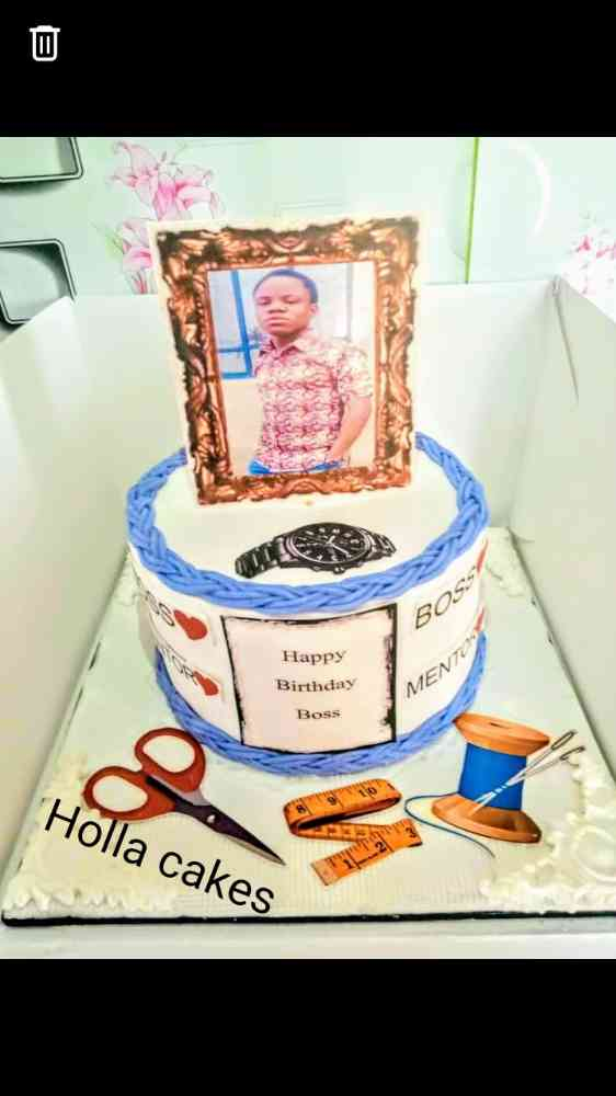 Holla cakes