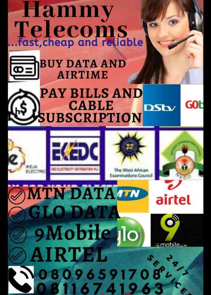 Hammy Telecoms
