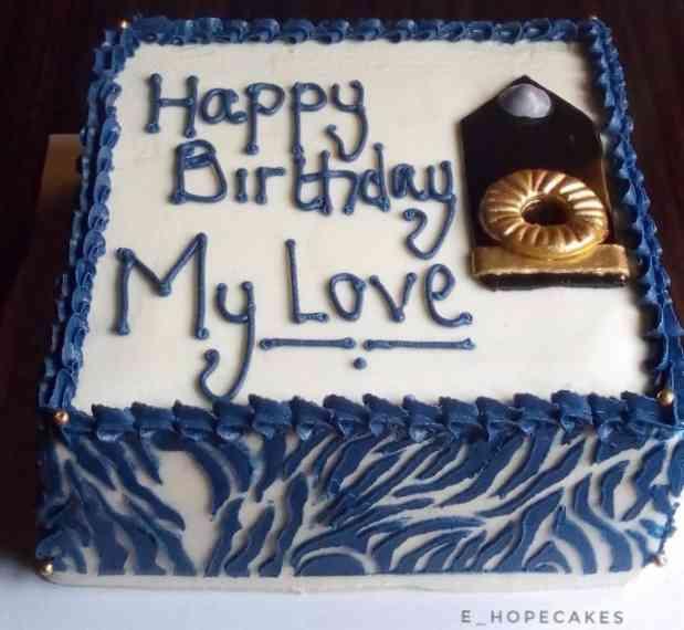 E Hope cakes