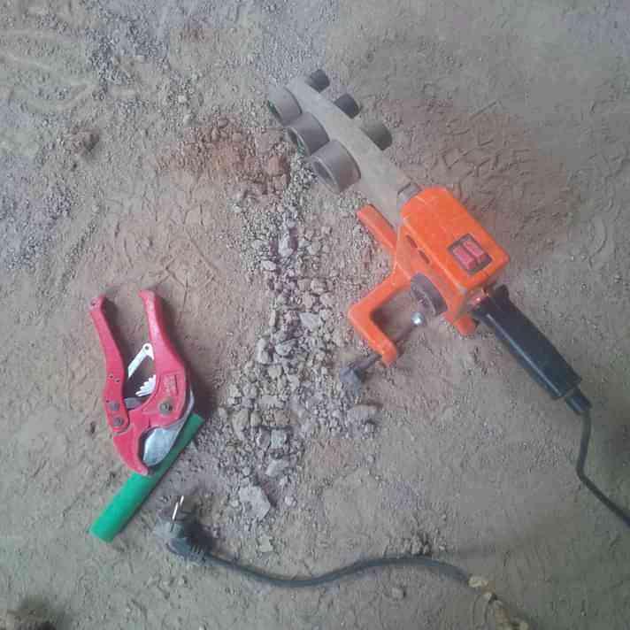 Afolabi olatunji plumbing work