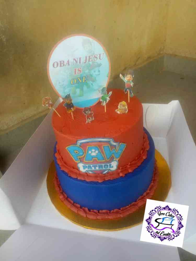 Irre cakes and events