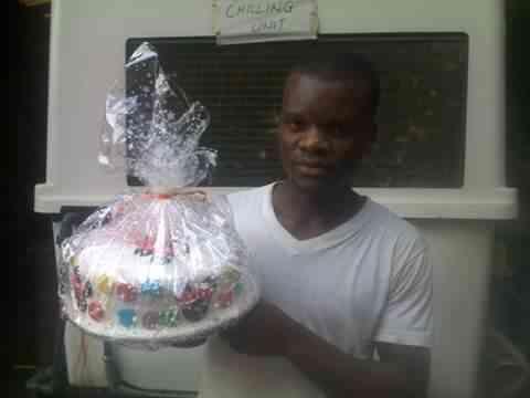 Baker vincent
