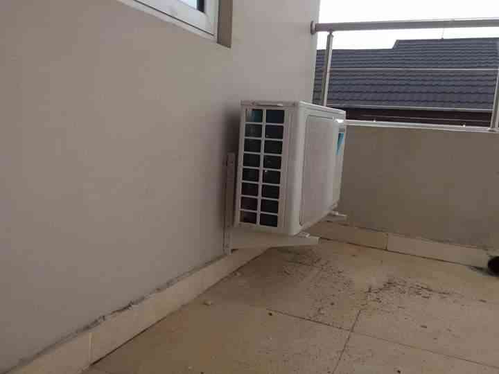 Shivva air conditioner technical works