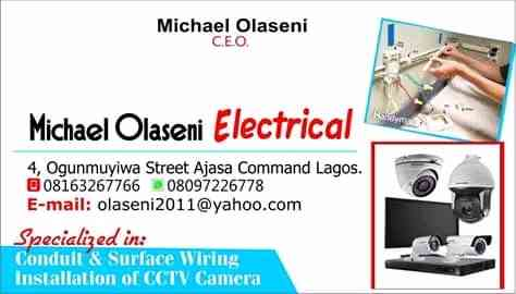 Olaseni electrical