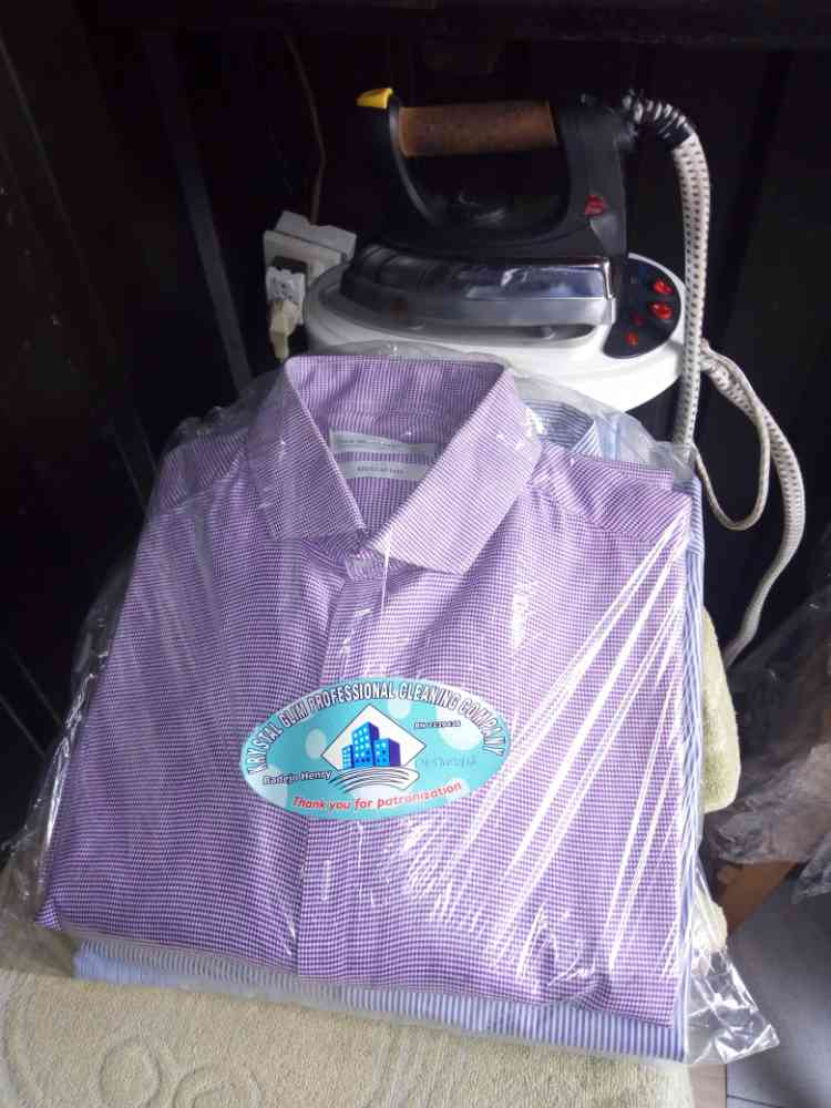 Drycleaning services