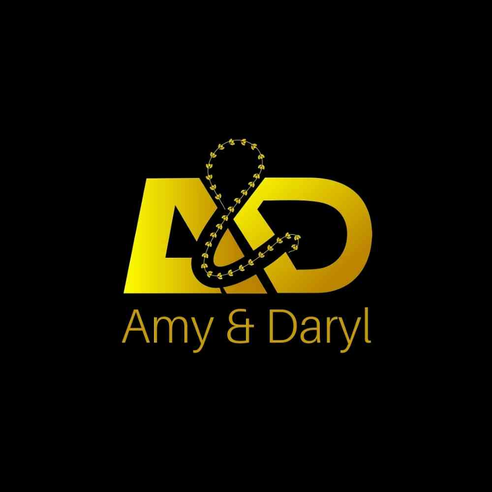 Amy & Daryl picture